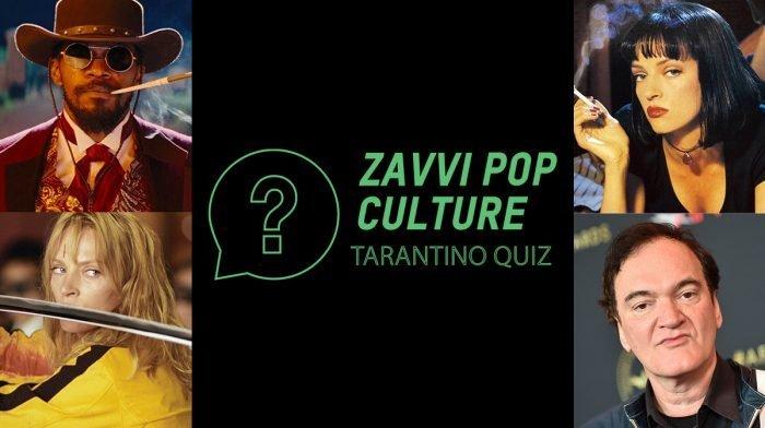 The Zavvi Pop Culture Quiz #40 - Tarantino Edition