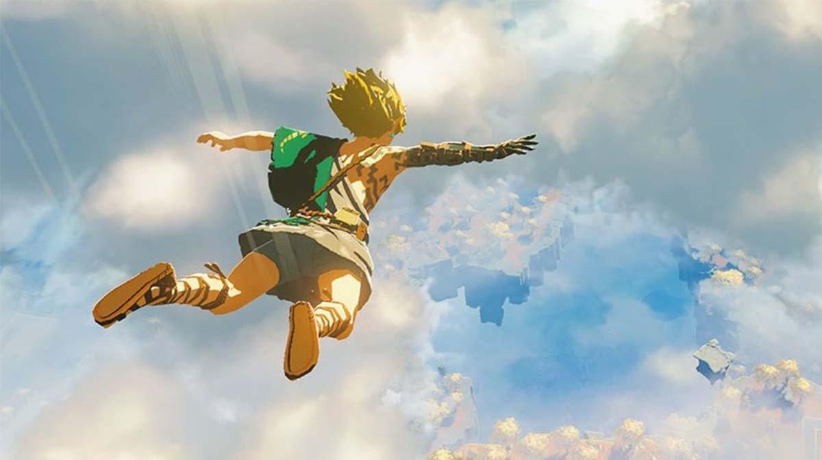 Nintendo Reveal New Look At The Legend Of Zelda: Breath Of The Wild 2
