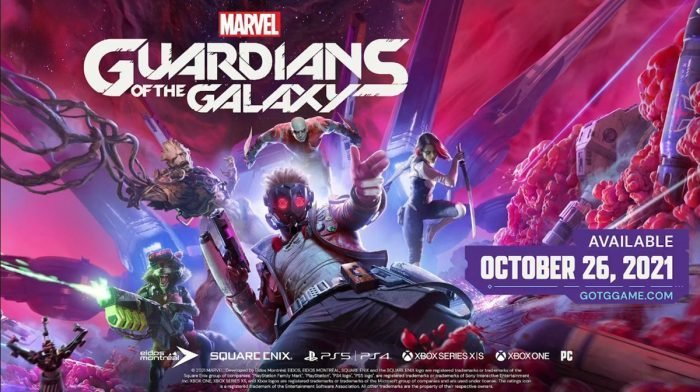 Guardians Of The Galaxy Game Announced For October 2021