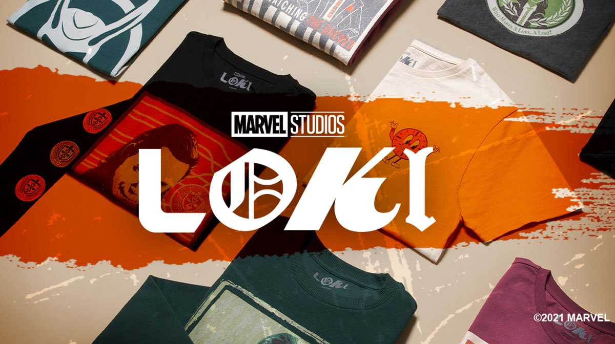 The Zavvi Exclusive Loki Clothing Collection Has Arrived