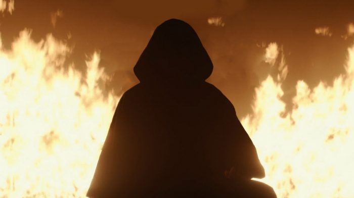 Loki: Who Is Episode One's Mysterious Hooded Figure?