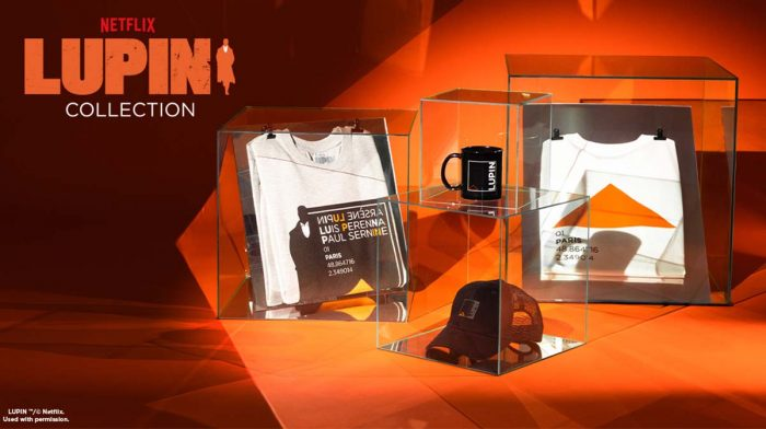 Introducing Our Exclusive Lupin Clothing And Accessories Collection