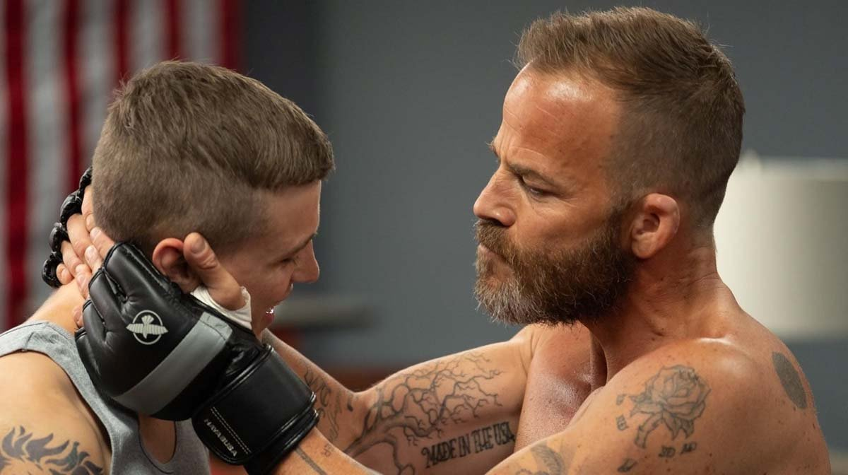 Stephen Dorff Talks Becoming An MMA Fighter In Embattled - Interview
