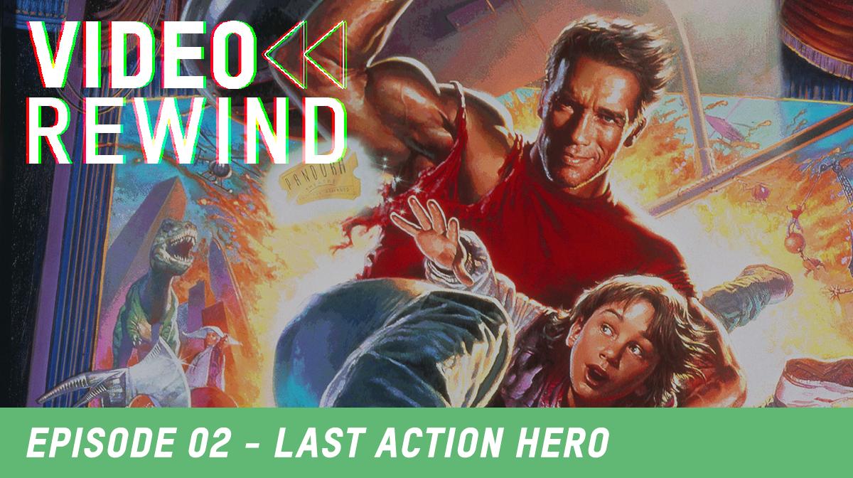 Zavvi's Video Rewind Podcast: Episode 2 - Last Action Hero