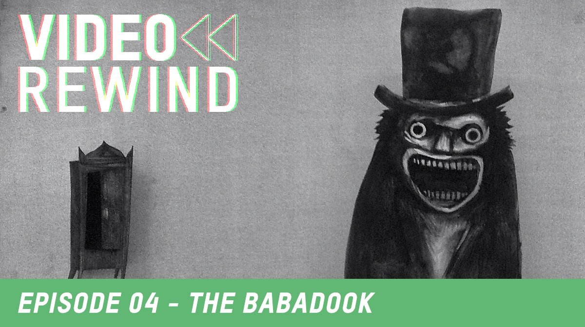 Zavvi's Video Rewind Podcast: Episode 4 - The Babadook