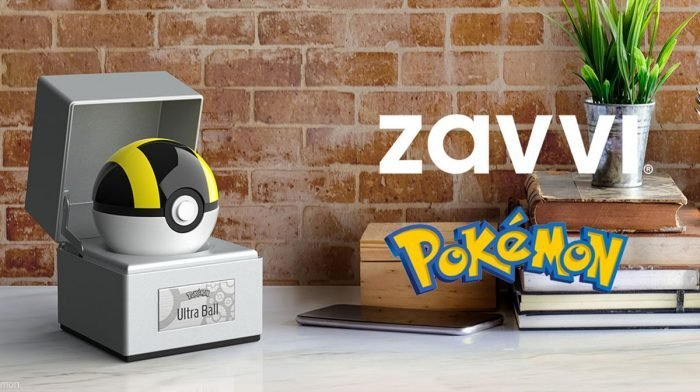 Pokémon Ultra Ball Replica Arrives At Zavvi