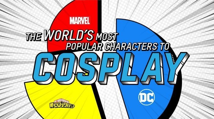 The World's Most Popular Characters To Cosplay