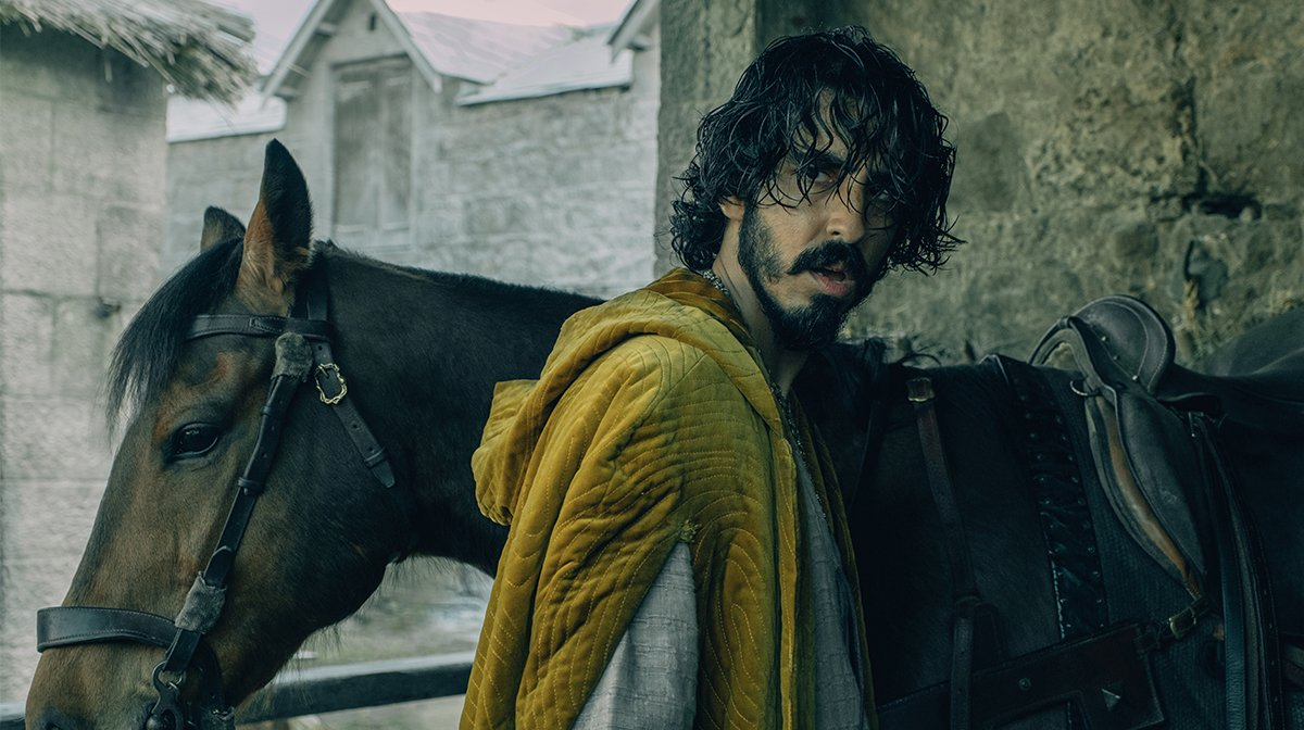 The Green Knight: David Lowery And Ralph Ineson Talk The Indie Hit