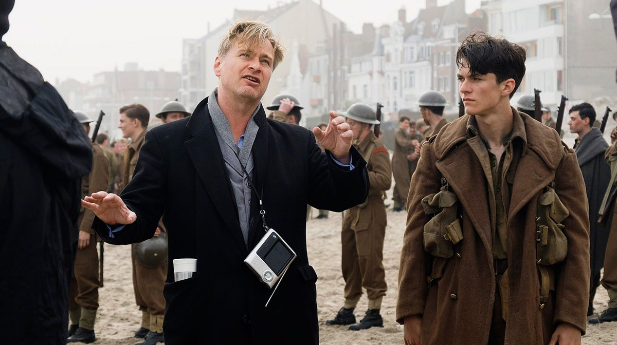 Christopher Nolan Planning Film About Father Of The Atomic Bomb
