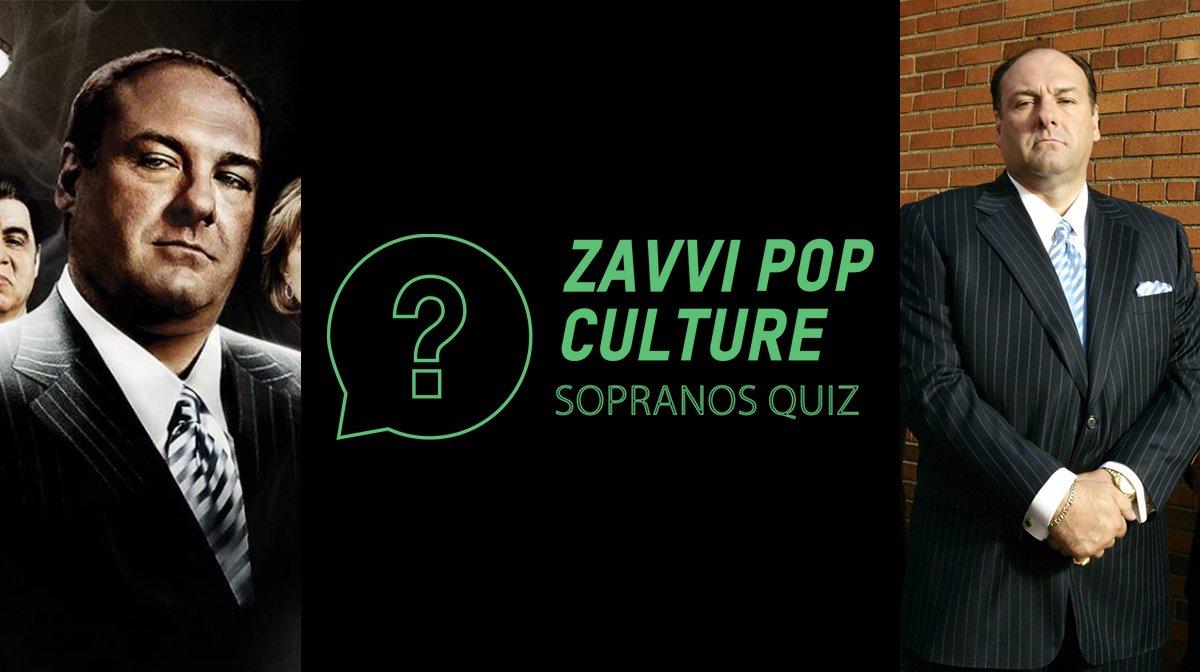 The Zavvi Pop Culture Quiz #50: The Sopranos Edition