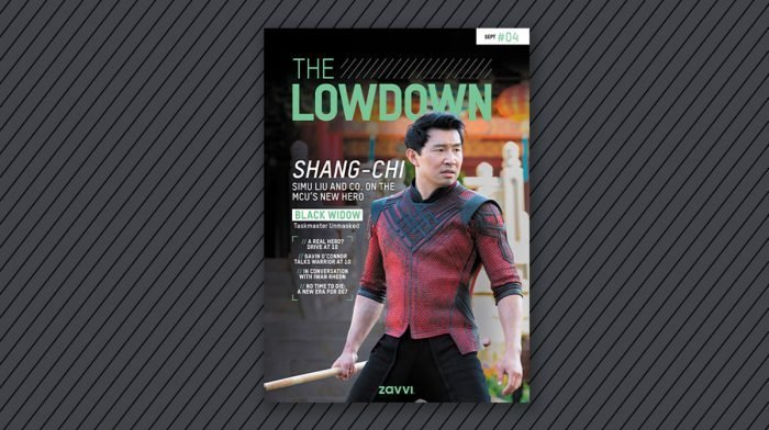 The Lowdown Issue #4 September: Shang-Chi, Black Widow, Bond And More