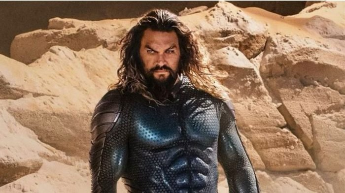 Aquaman 2: First Look At Jason Momoa's In Hero's New Suit