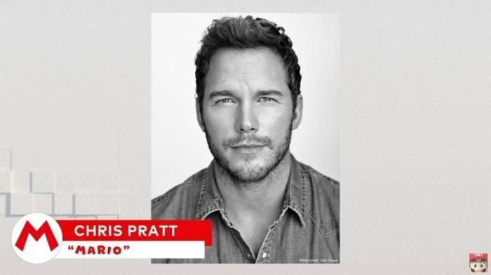 Chris Pratt Leads Star Studded Voice Cast Of New Mario Movie