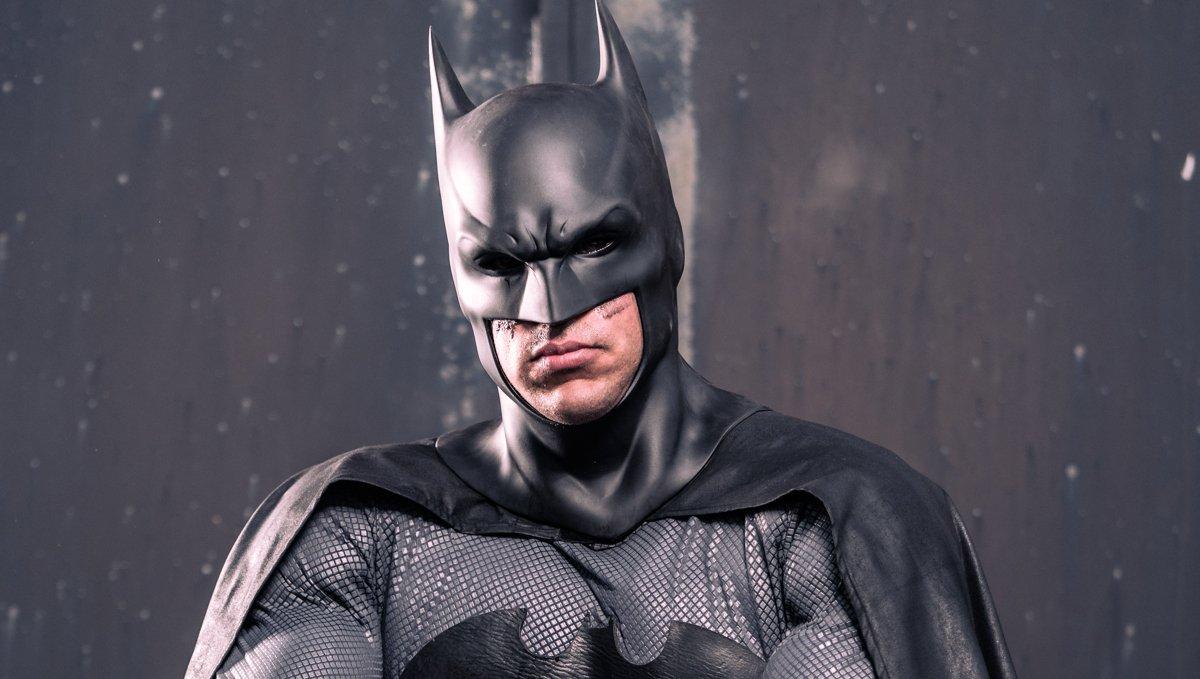 Batman by @foggynight14