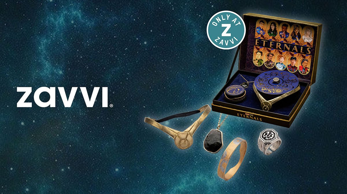 Introducing Our Exclusive Eternals Replica Set