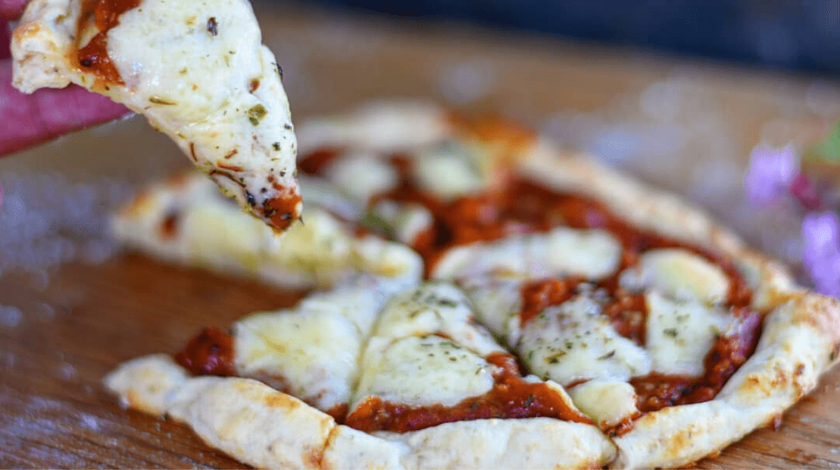 Pizza Exante Margherita Dietetica