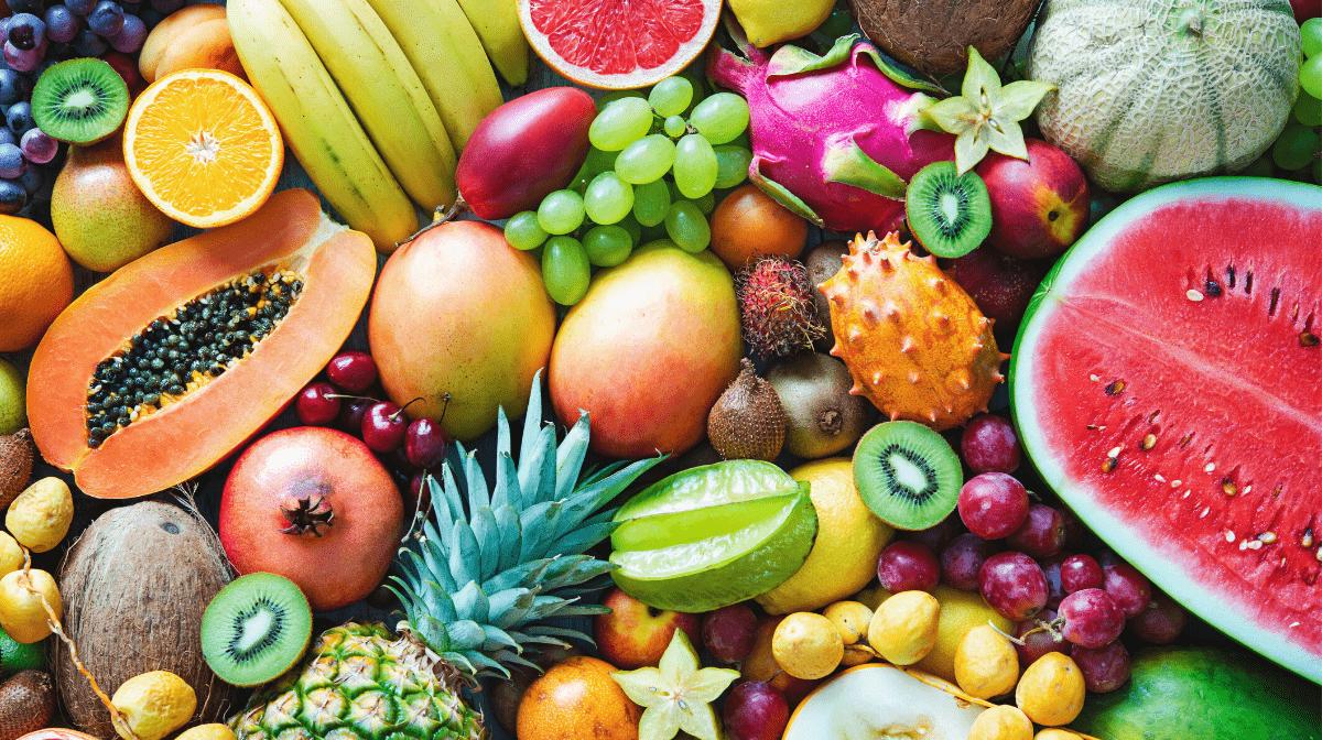 Quante calorie contiene la mia frutta preferita?