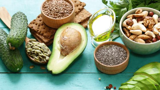 Grasas Saludables - Top 5 Alimentos Ricos en Grasas Saludables