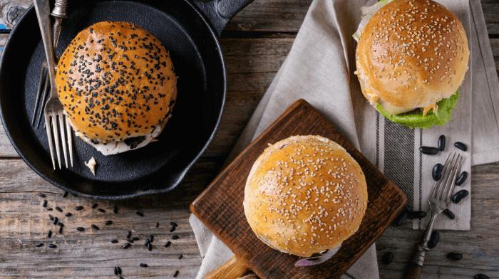 Mini Hamburguesas Vegetarianas