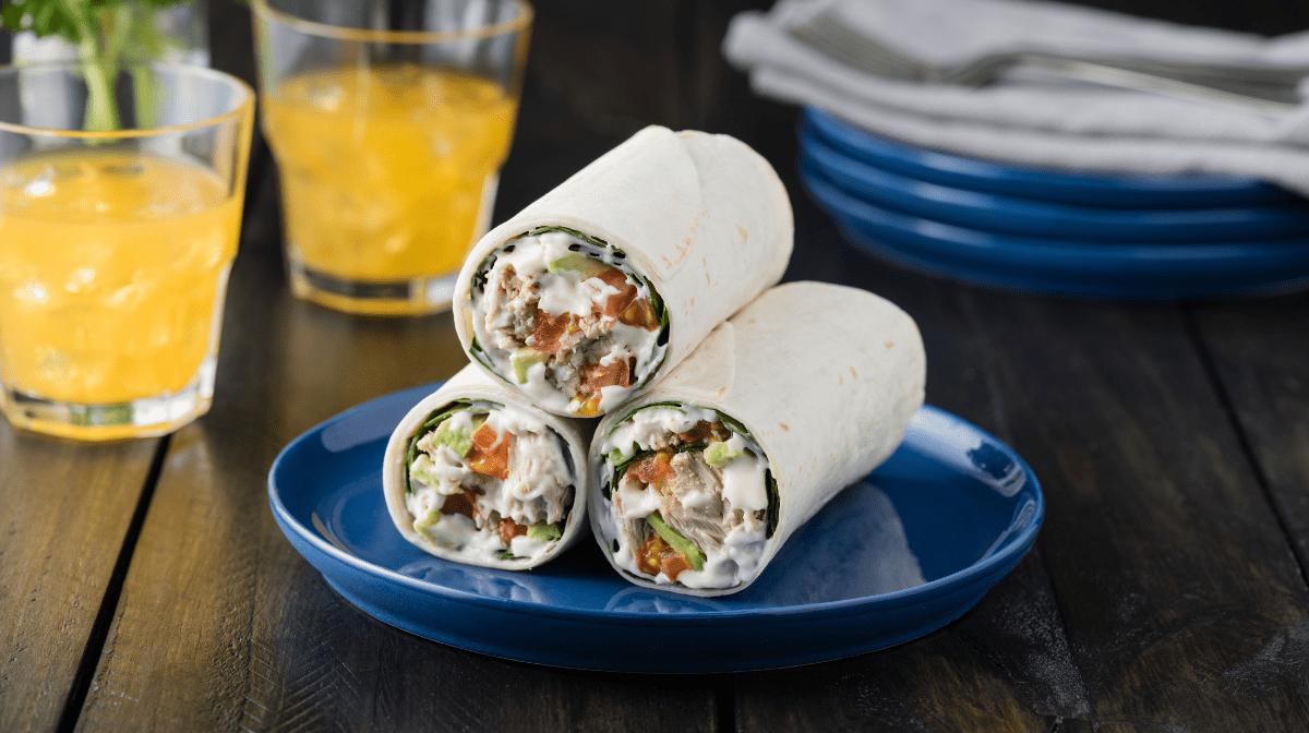 Burrito de Atún   Exante