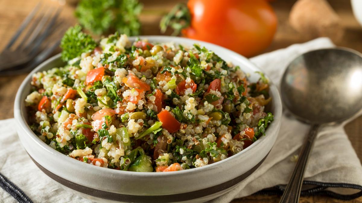 Quinoa: Propiedades y Recetas