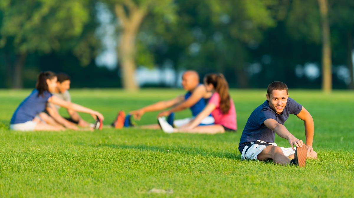 Beneficios de entrenar al aire libre