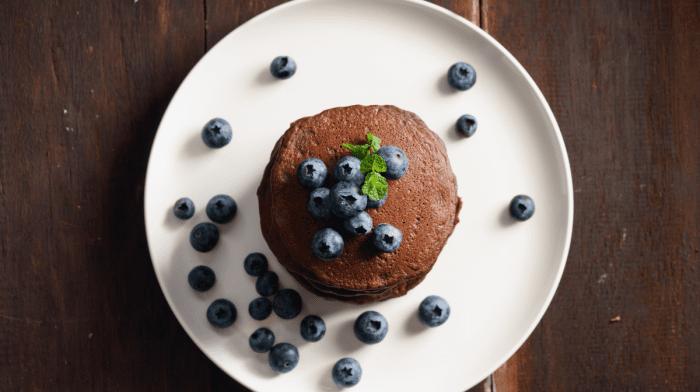 Tortitas Proteicas de Chocolate