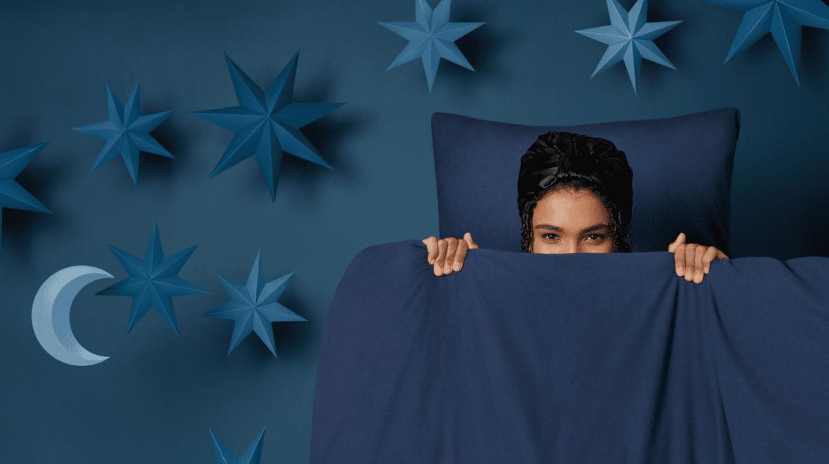 Our New Satin Sleep Bonnet | Hair of your dreams