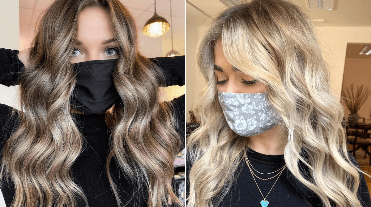 Home hair tips while you're on the hairdresser waiting list