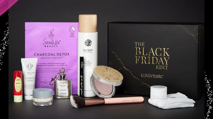 Cosa contiene la Black Friday Edit Beauty Box?