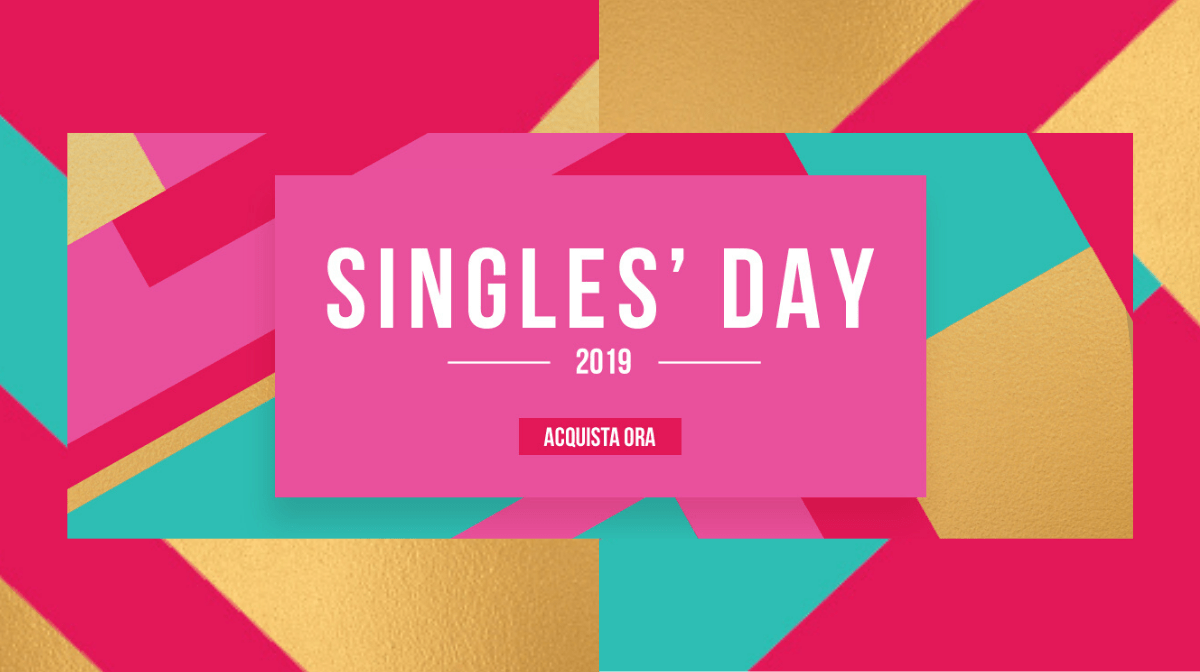Cos'è Singles' Day su lookfantastic.it?