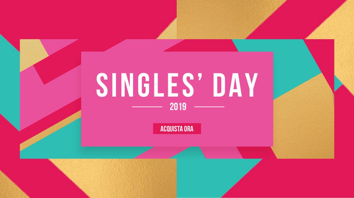 Cos'è Singles' Day su lookfantastic.it?