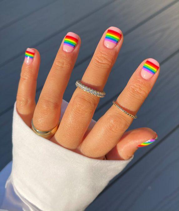 Manicure da sfoggiare al Pride