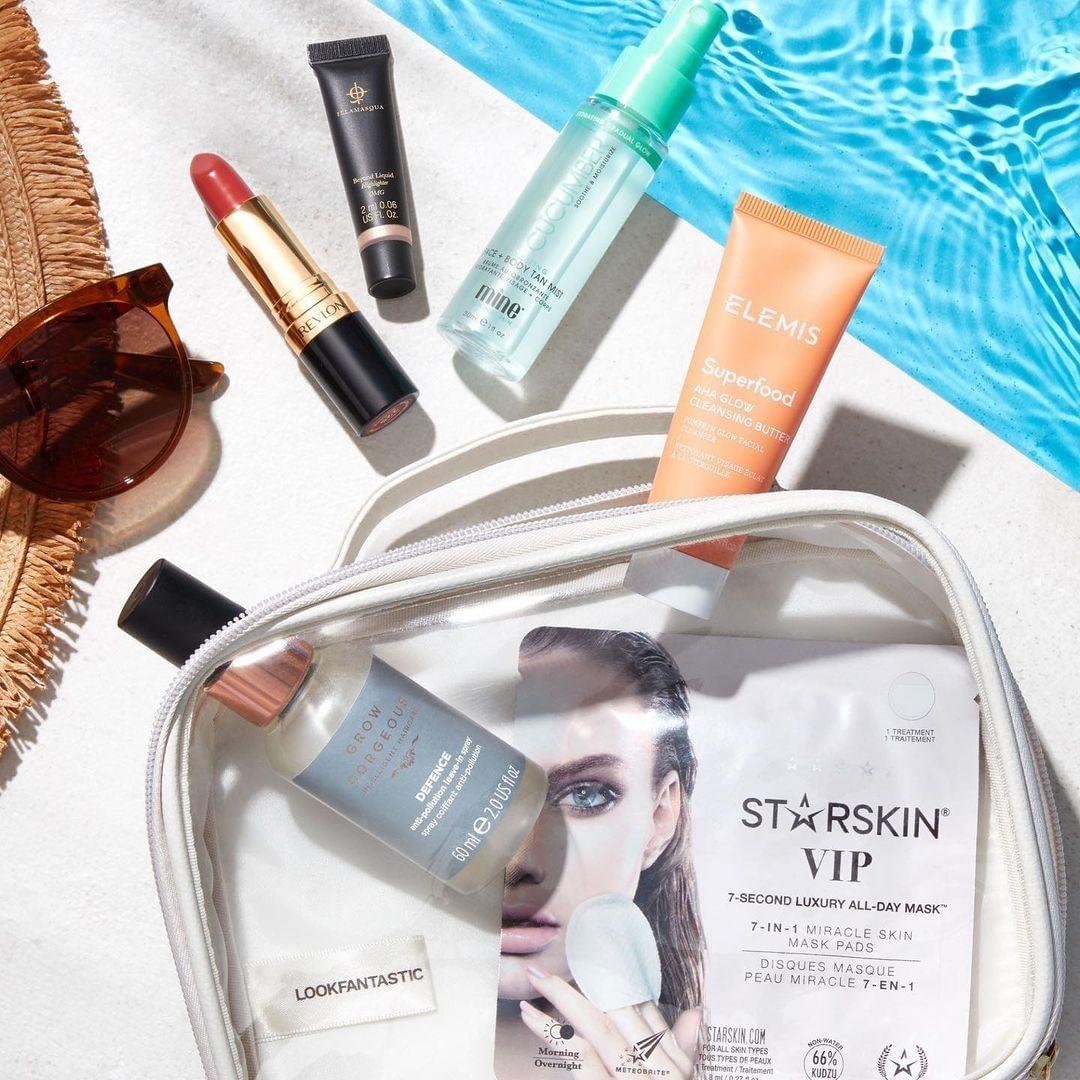 Scopriamo la Beauty Box di Luglio: Edizione 'Wanderlust'