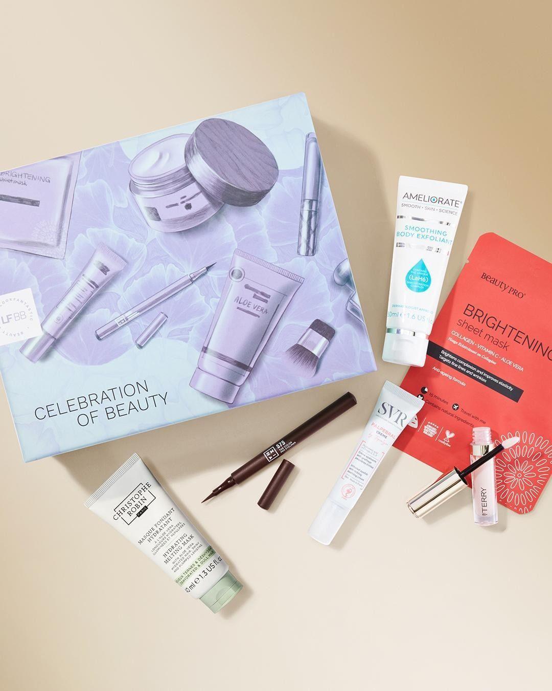 Scopriamo la Beauty Box: Settembre 'Celebration' Edition