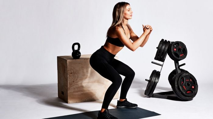 Încearcă acest antrenament pentru tonifierea părții inferioare a corpului
