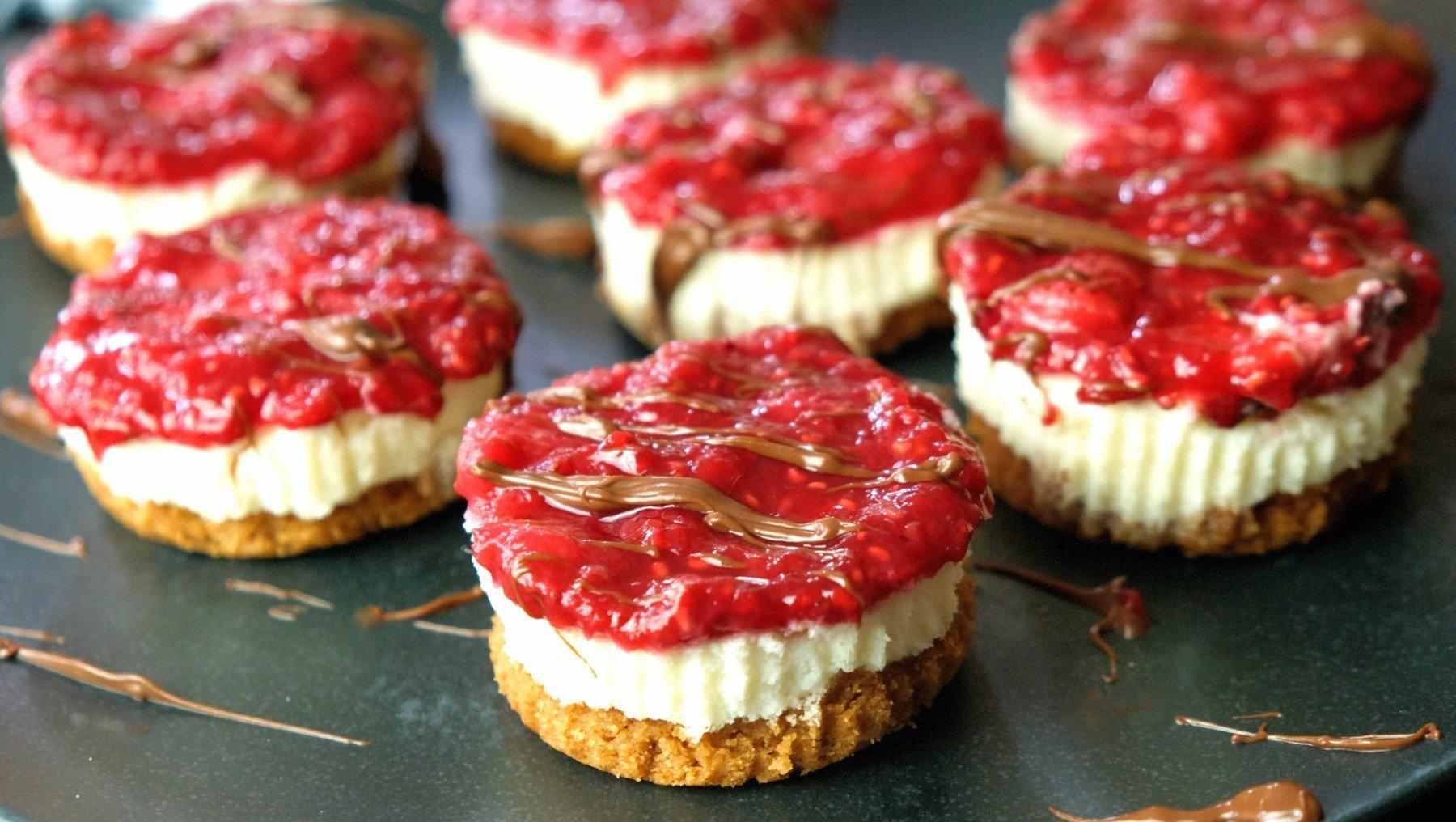 Mini cheesecake proteic - Myprotein Blog