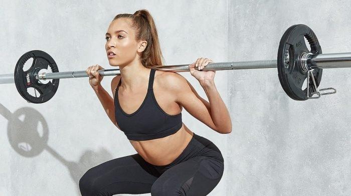 Din barbell squat guide   Lær at lave squats korrekt