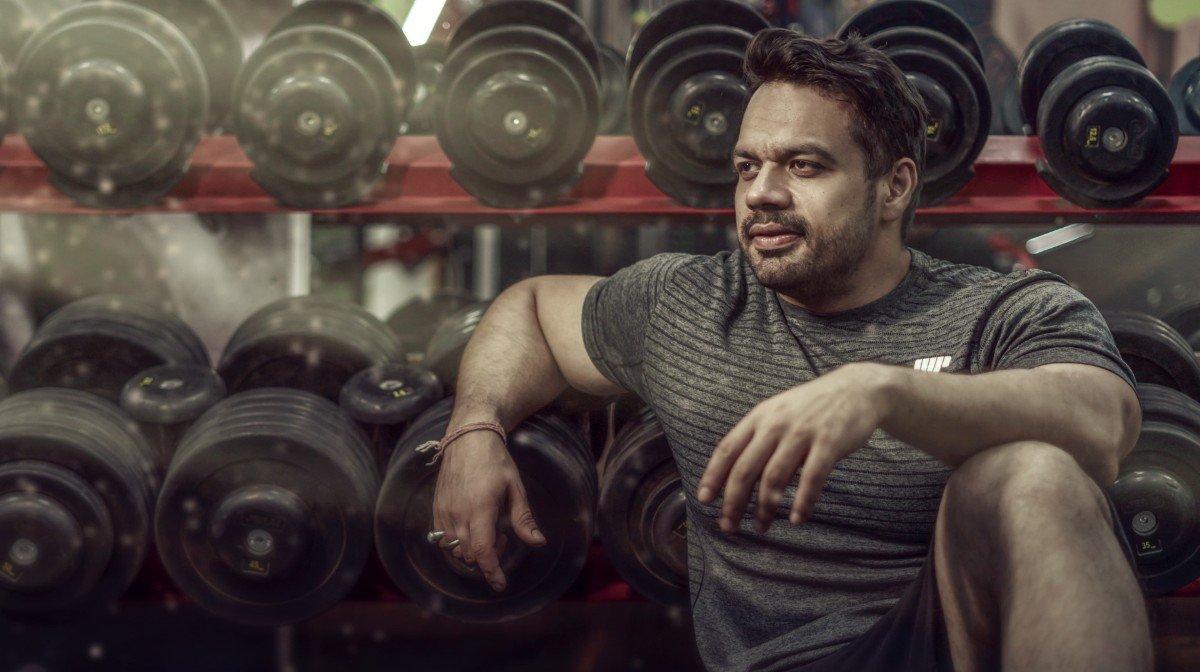 Ikke nok tid til at træne? Denne far er bodybuilder & pilot