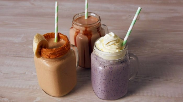 3 Budgetvenlige bulking protein shakes | Video opskrift