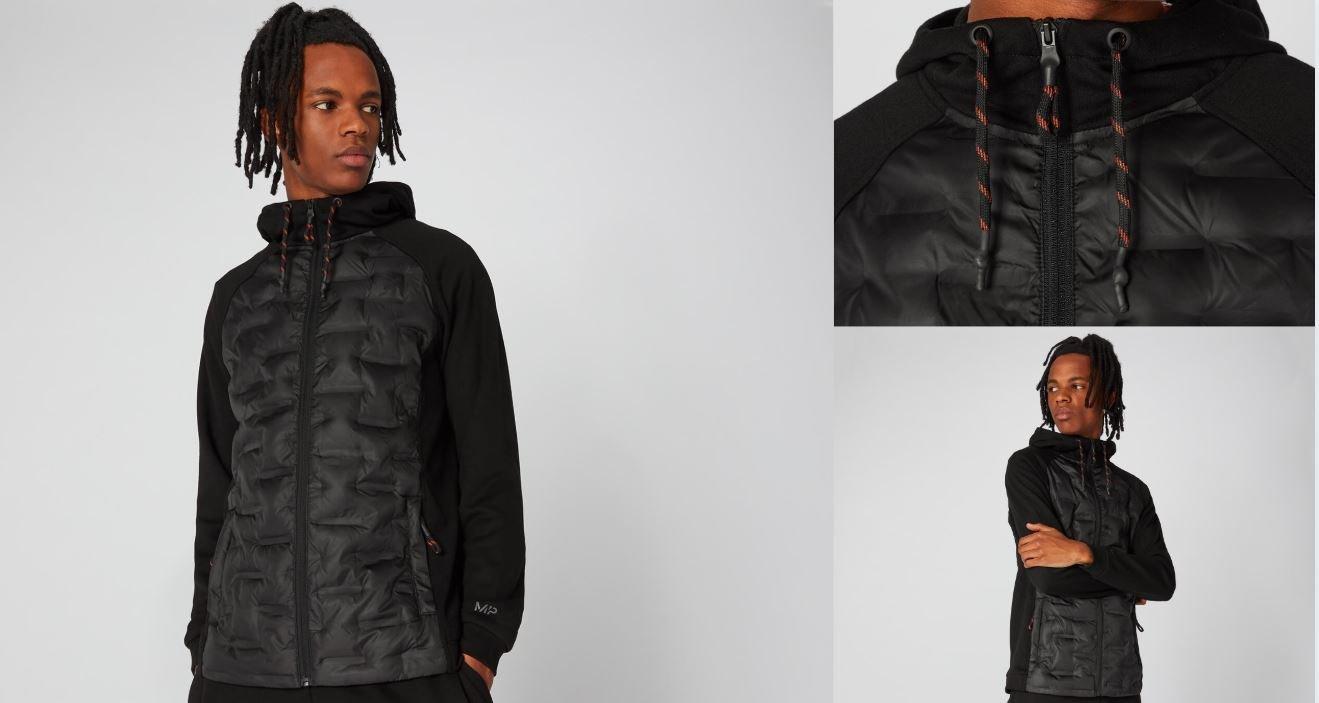 vinter quilted jakke