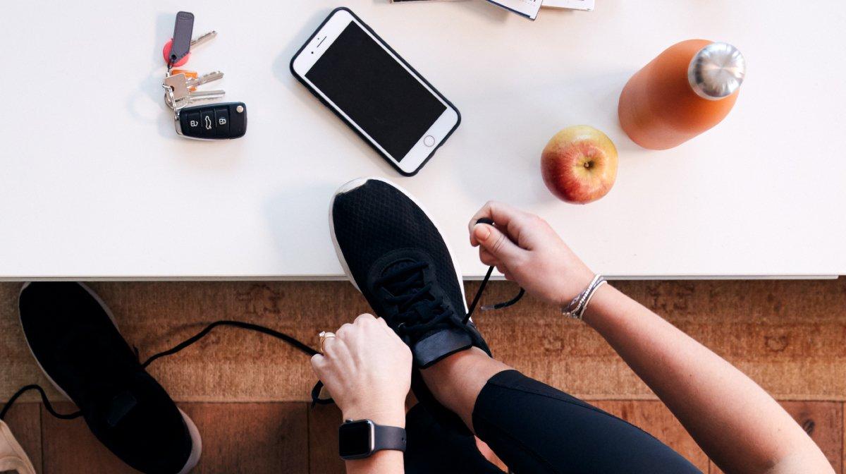 Ny form for træningsinspiration på de sociale medier