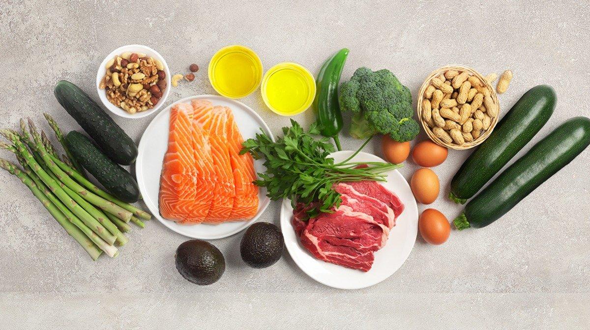 Hvad kan man spise på en keto diæt?
