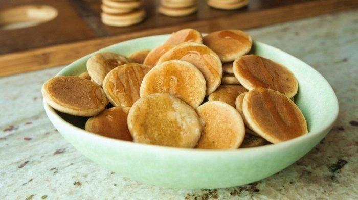 Pandekage protein morgenmadsprodukt | #breakfastgoals