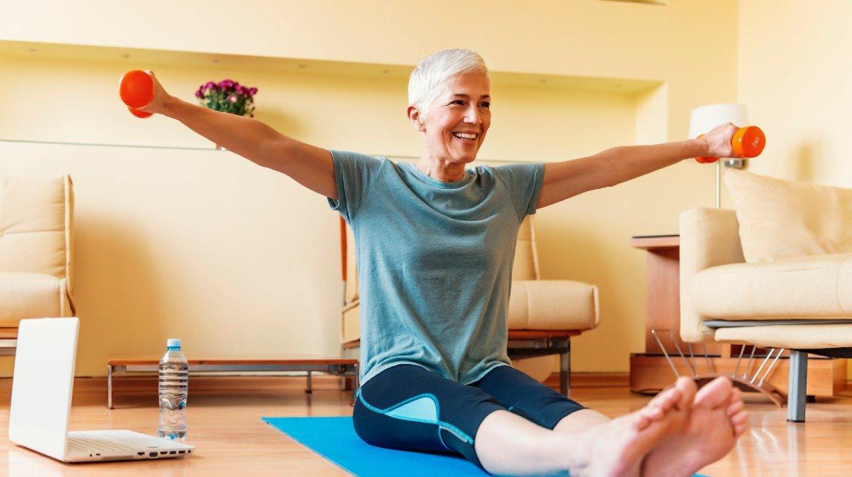 Bør kost & træning ændre sig, når du bliver ældre?