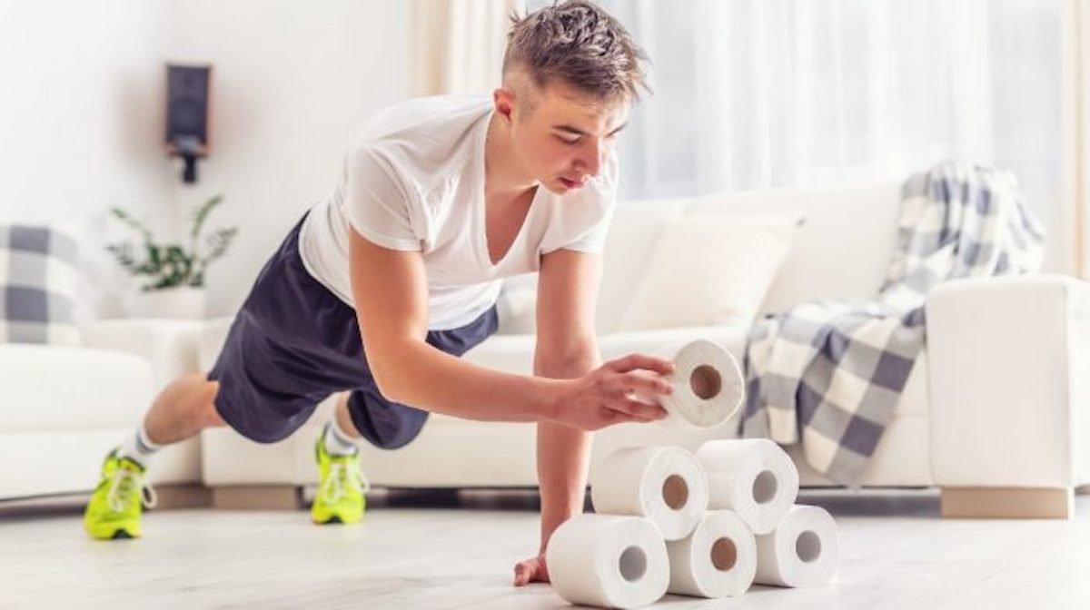 10 memes om hjemmetræning du kan relatere til