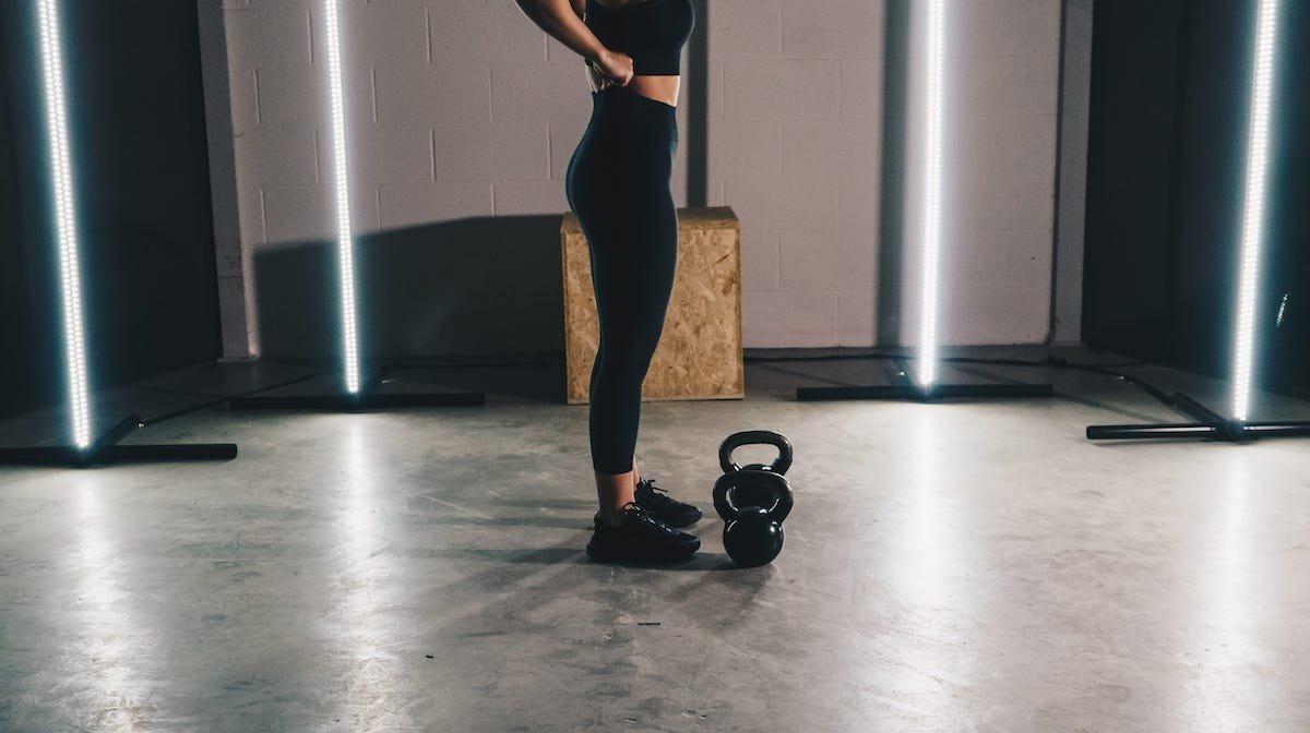 Kettlebell Workout   De 22 bedste kettlebell øvelser til alle niveauer