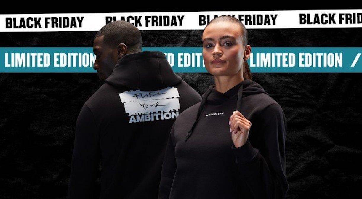 Black Friday tøj tilbud | Træningstøj til mænd & kvinder