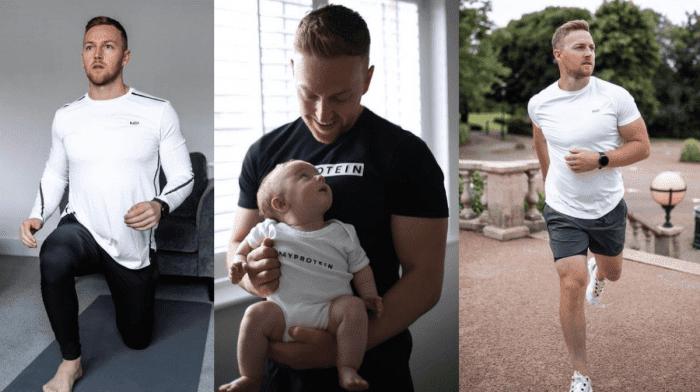 Nybagt far og træning? Få Danny Gibbons gode råd