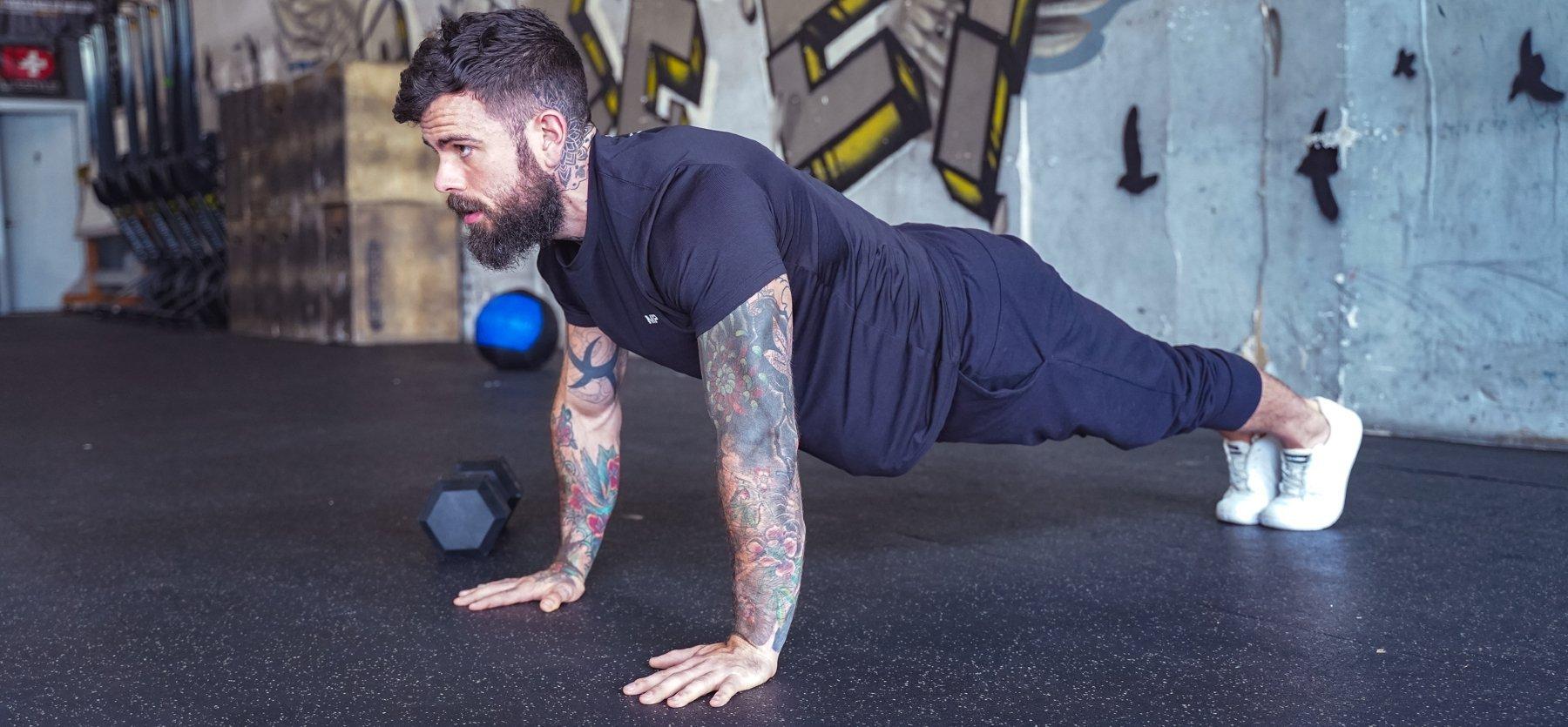 Тренировка дома на все тело без оборудования С ВИДЕО